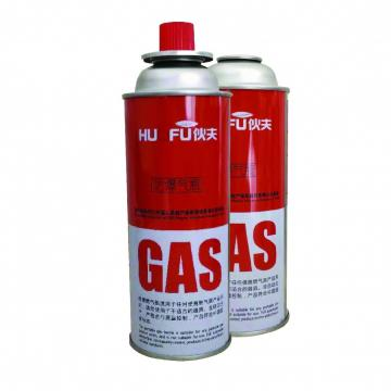 Factory Directly butane gas cartridge canister can 190g