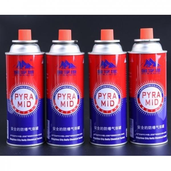 Fuel Energy Made in china the empty mint tin butane gas canister and aerosol cans